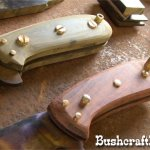 How to make handmade bushcraft knives