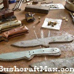Knife-making