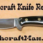 Bushcraft knife review high carbon steel with Micarta handles