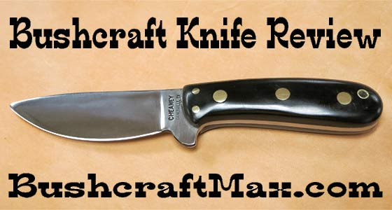 Bushcraft Knife Review