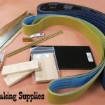 Knife Making Supplies for Making Bushcraft and Hunting Knives